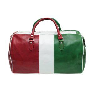 bolso viaje Italia tricolor