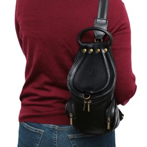 Mochila en piel mochila de cuero Mochila Mochila de ciudad Señoras