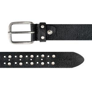 cinturon de cuero unisex