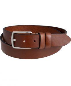 cinturones piel hombre natural