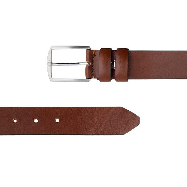 cinturones piel hombre natural moda