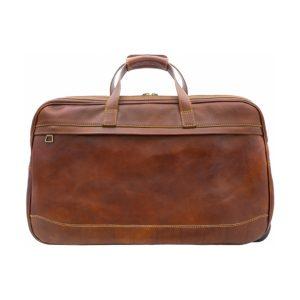 trolley en piel bolso de viaje
