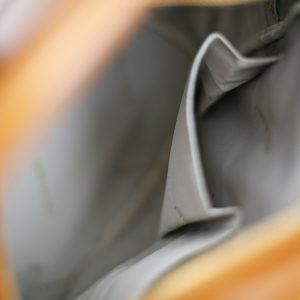 Mochila de Ciudad Vintage Piel Mujer interior mochila