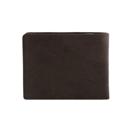 carteras de cuero para hombre artesanales marron