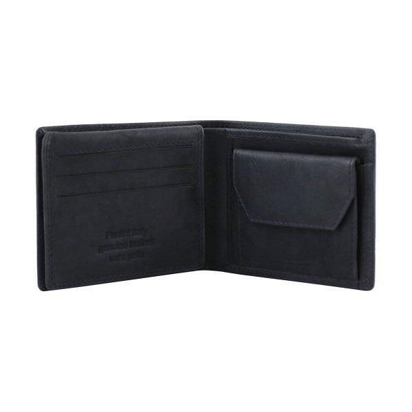 billeteras de cuero para hombre