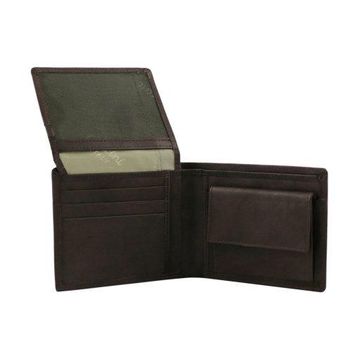 billeteras para caballeros de cuero fantini