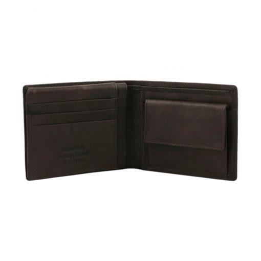 billeteras para hombre cuero made in italy