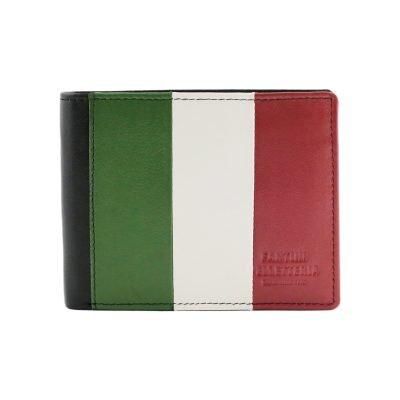 billeteras de cuero hombre fantini italy