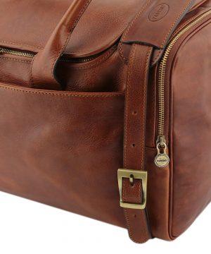 bolsos de viaje de cuero para hombres