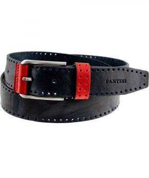 cinturones de piel vaqueros